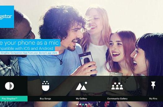 SingStar hits PS4 with free smartphone mic app this year