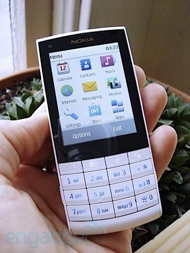 Nokia X3-02 Touch-and-Type review