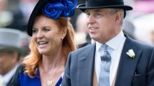Fergie is living a 'fairytale' with Prince Andrew 22 years after divorce