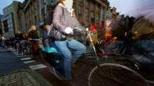 Dutch invent phone app to stop kids texting on bikes