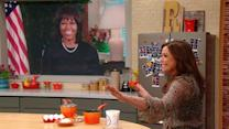 Michelle Obama tells Rachael Ray her bangs were a mid-life crisis