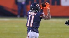 Matt Nagy: Darnell Mooney has the ability to be Tyreek Hill or DeSean Jackson