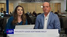 Paylocity Leads Software Rally