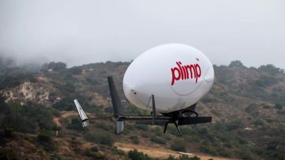 Qualcuno ha inventato un velivolo che è un misto tra un aereo e un dirigibile