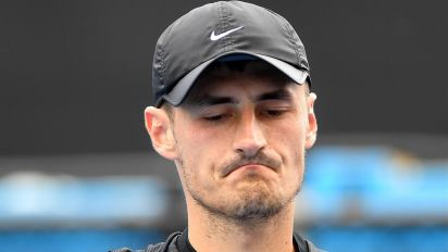 Tomic admits he wasted an entire year