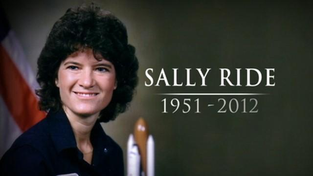 Astronaut Sally Ride, First Woman in Space, Dies of Pancreatic Cancer