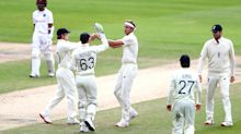 Stuart Broad completes six-wicket haul but West Indies avoid follow-on