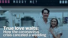 Canceled by coronavirus: A rom-com worthy love story and the wedding that almost was
