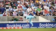Ben Stokes: Sensational catch was 'a fluke'