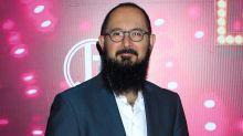 Álvaro Cueva llega a Televisa para trabajar en 'su mero mole': telenovelas