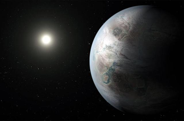 NASA discovers a 'close cousin' of Earth around a sun-like star