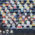 South Park characters replace stadium crowd during Denver Broncos NFL game