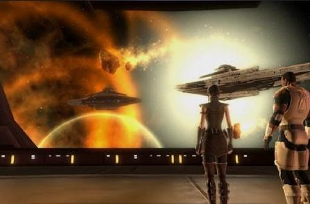 SWTOR trailer revels in the signs of war
