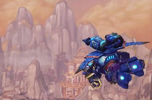 Breakfast Topic: Today, the Sky Golems invade Azeroth