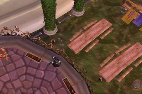 Blizzard comments on the status of guild housing