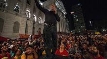 Em pronunciamento, Lula ataca Bolsonaro e diz que oligarquias pariram um monstrengo