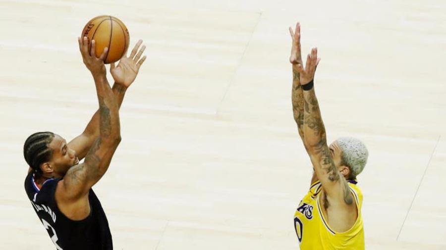 118-94. George lidera la exhibición de los Clippers ante unos diezmados Lakers