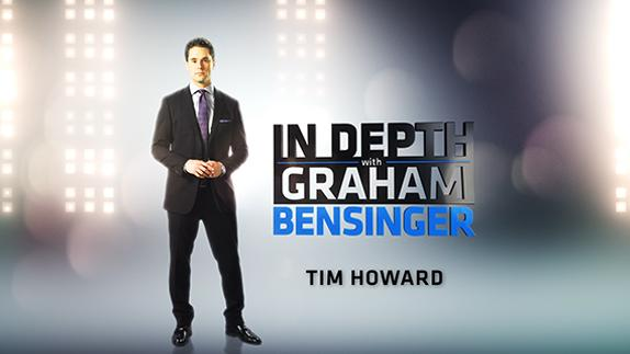 Tim Howard Full Episode
