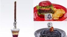 「大岡」甜品「志村妙」料理 《週刊少年Jump展》Vol.3菜單公開