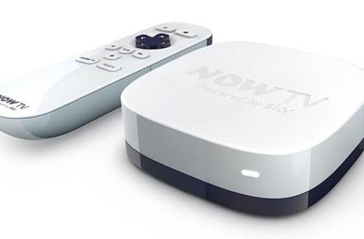 Sky's Now TV box hits UK retailers with bundled streaming passes