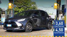 Tatsächlicher Verbrauch: Toyota Yaris Hybrid im Test
