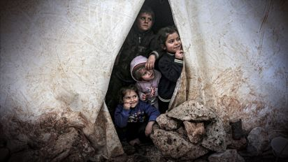 Can Syria's humanitarian 'horror story' be solved?