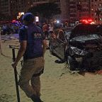 Australian in serious condition after Copacabana accident