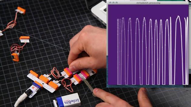 LittleBits' Arduino module puts the focus on programming, not wiring
