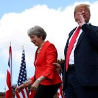 Trump state visit: Theresa May will still be prime minister when US president visits UK next month, says Hunt