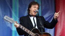 Sir Paul McCartney reveals he has a 'secret' Christmas album for his family