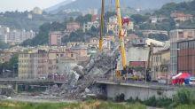 Ponte Morandi: operaio schiacciato da un macchinario in cantiere