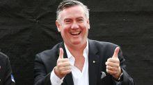 'Made me laugh': AFL world in awe of Eddie McGuire's nightclub excuse