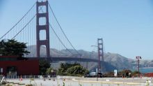 'A giant wheezing kazoo': Golden Gate Bridge starts to 'sing' after design change