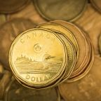 Canadian dollar steadies as housing activity calms in April