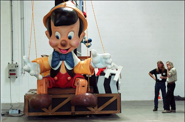 Disney 'Peter Pan,' 'Pinocchio' remakes may skip theaters in favor of streaming