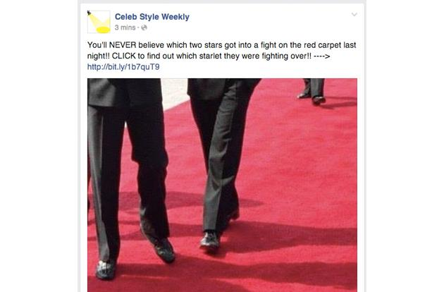 Facebook fights clickbait articles, you won't believe what happens next
