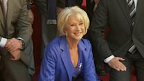 Helen Mirren Gets Her Star On The Hollywood Walk Of Fame