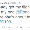 Ronda Rousey's win is even better when re-lived through Cardale Jones' eyes