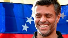 Leopoldo López habló por primera vez después de abandonar Venezuela