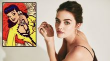 Lucy Hale to Star in Riverdale Spinoff Pilot as Fashionista Katy Keene