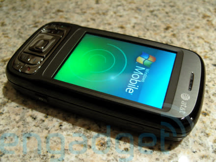 Hands-on with the AT&T Tilt