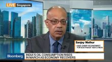 ANZ's Mathur Says Oil Prices Are a Big Problem for India