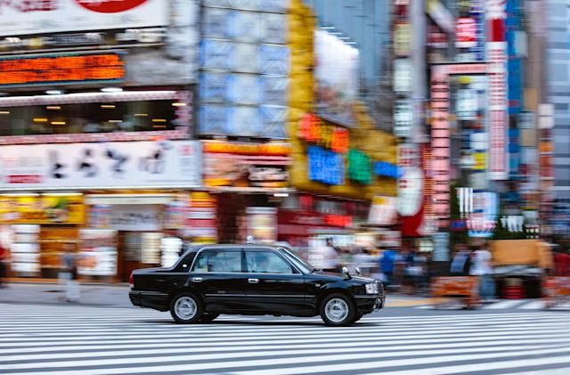 Sony becomes Uber's newest rival in Japan