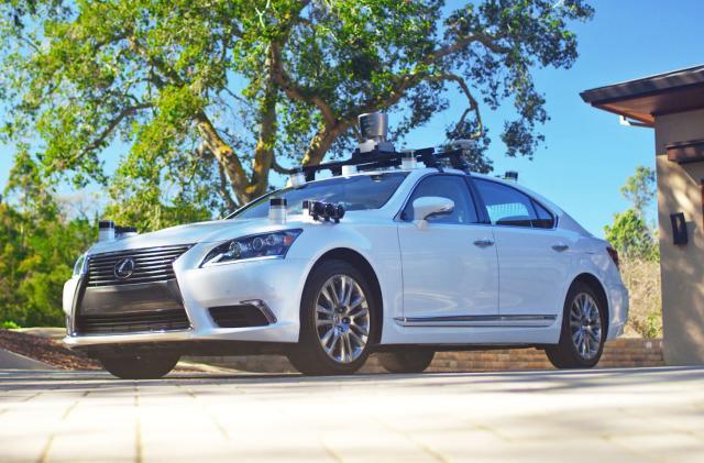 Toyota unveils its next-gen autonomous test vehicle