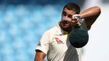 Injury scare for Starc on horror day for Aussies