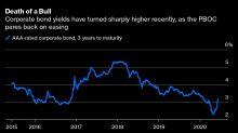 China Is Killing Its Bond Bull to Save Main Street