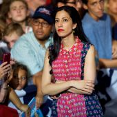 Clinton aide Abedin leaves husband after new 'sexting' revelations