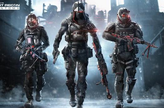 Ghost Recon Phantoms crosses over with AC: Rogue, adds new gear