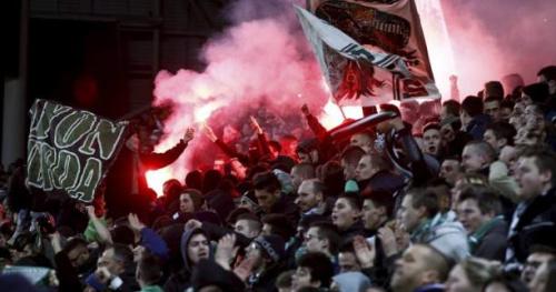 Foot - L1 - ASSE - Les Green Angels appellent au boycott de Saint-Etienne-Bordeaux en mémoire de Furiani