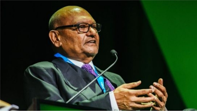 Deadly protests land a blow to Agarwal's ambitions